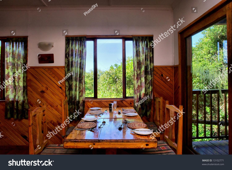 Table Next To Window And Terrace Door Inside Restaurant  : stock photo table next to window and terrace door inside restaurant shot in sodwana bay campsite kwazulu 13102771 from www.shutterstock.com size 1500 x 1099 jpeg 924kB