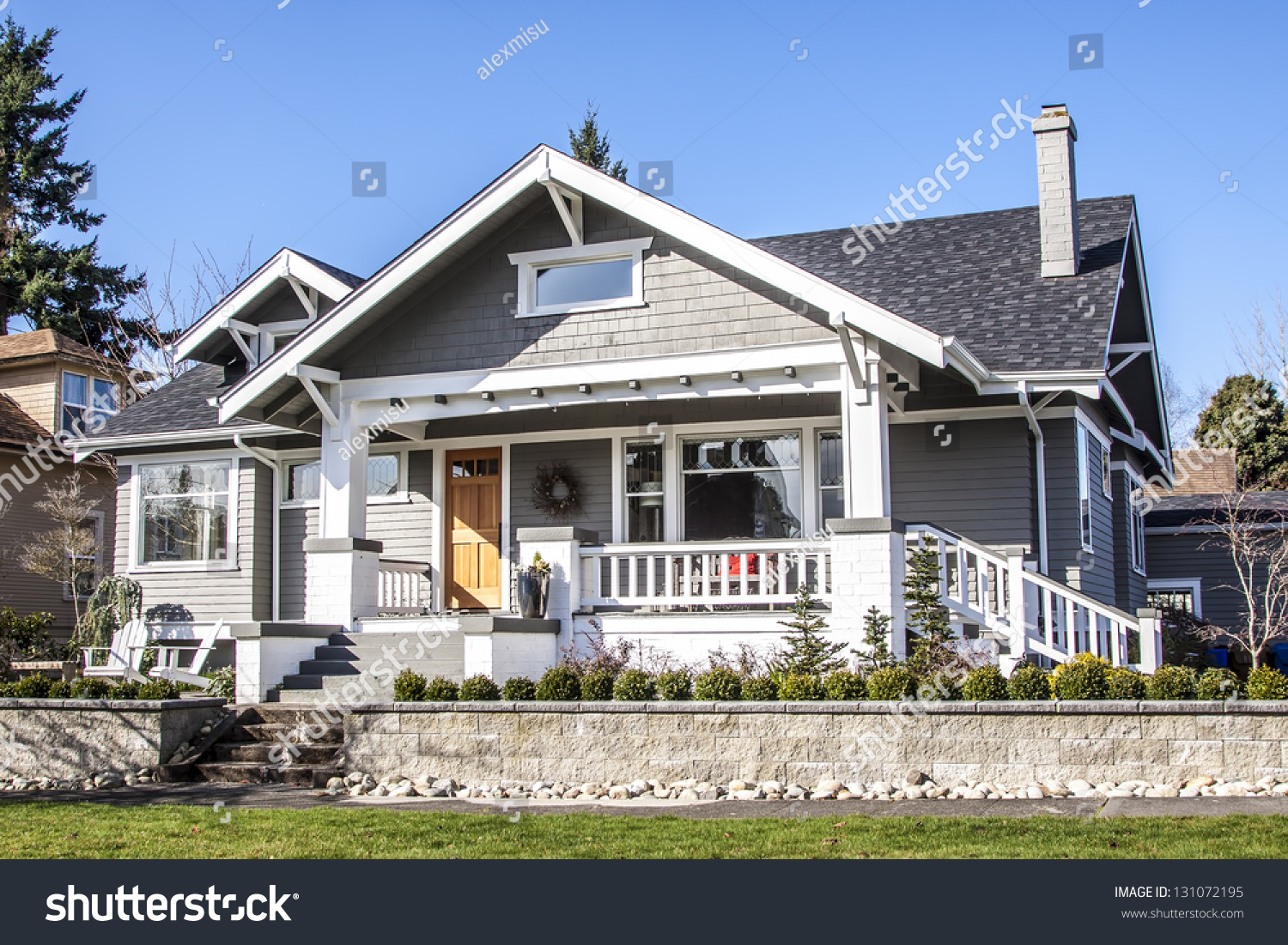 Old american suburban house stock photo 131072195 for Old american houses