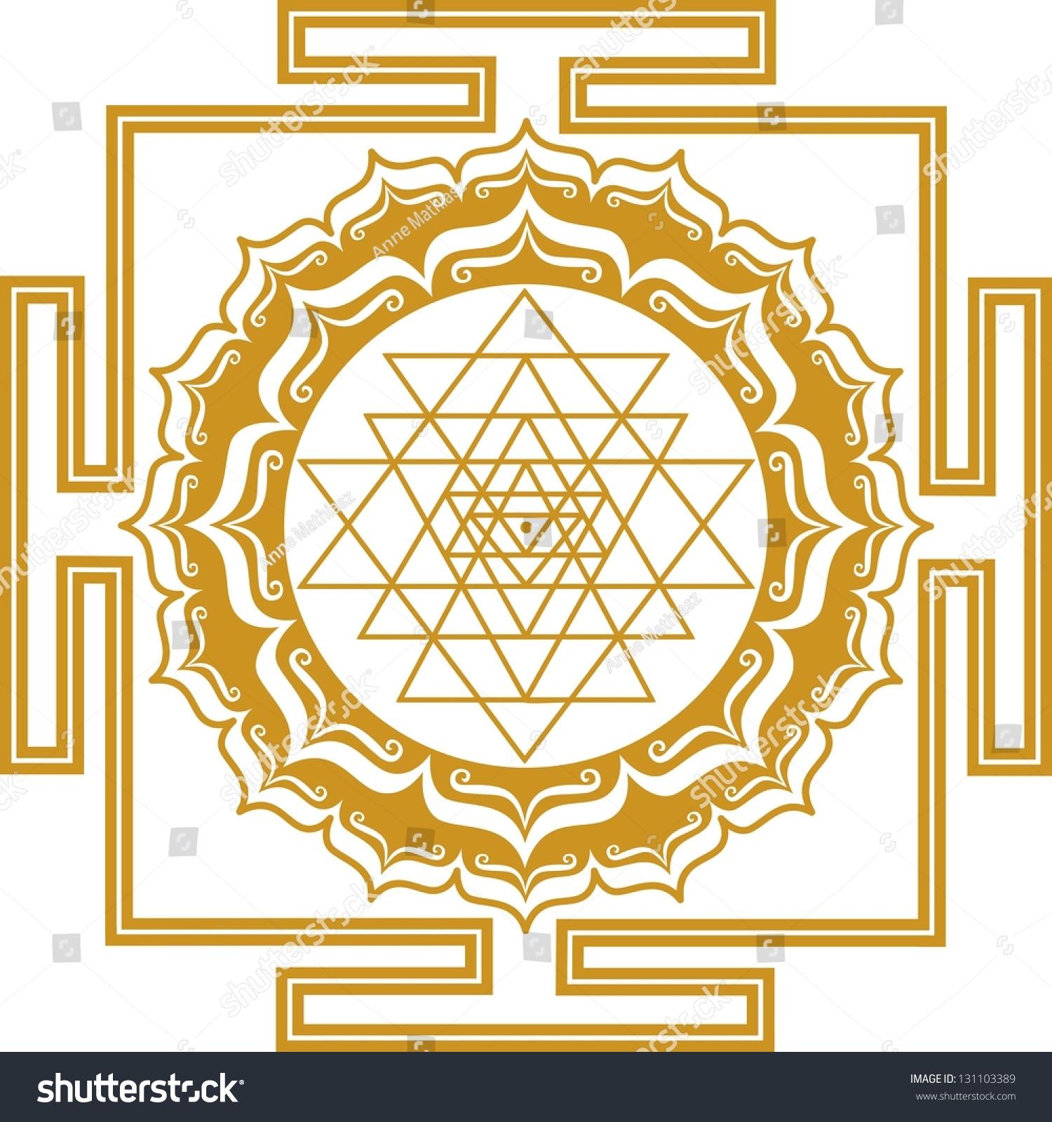 Sri Chakra Yantra, Chakra Yantra, Shri Chakra Yantra