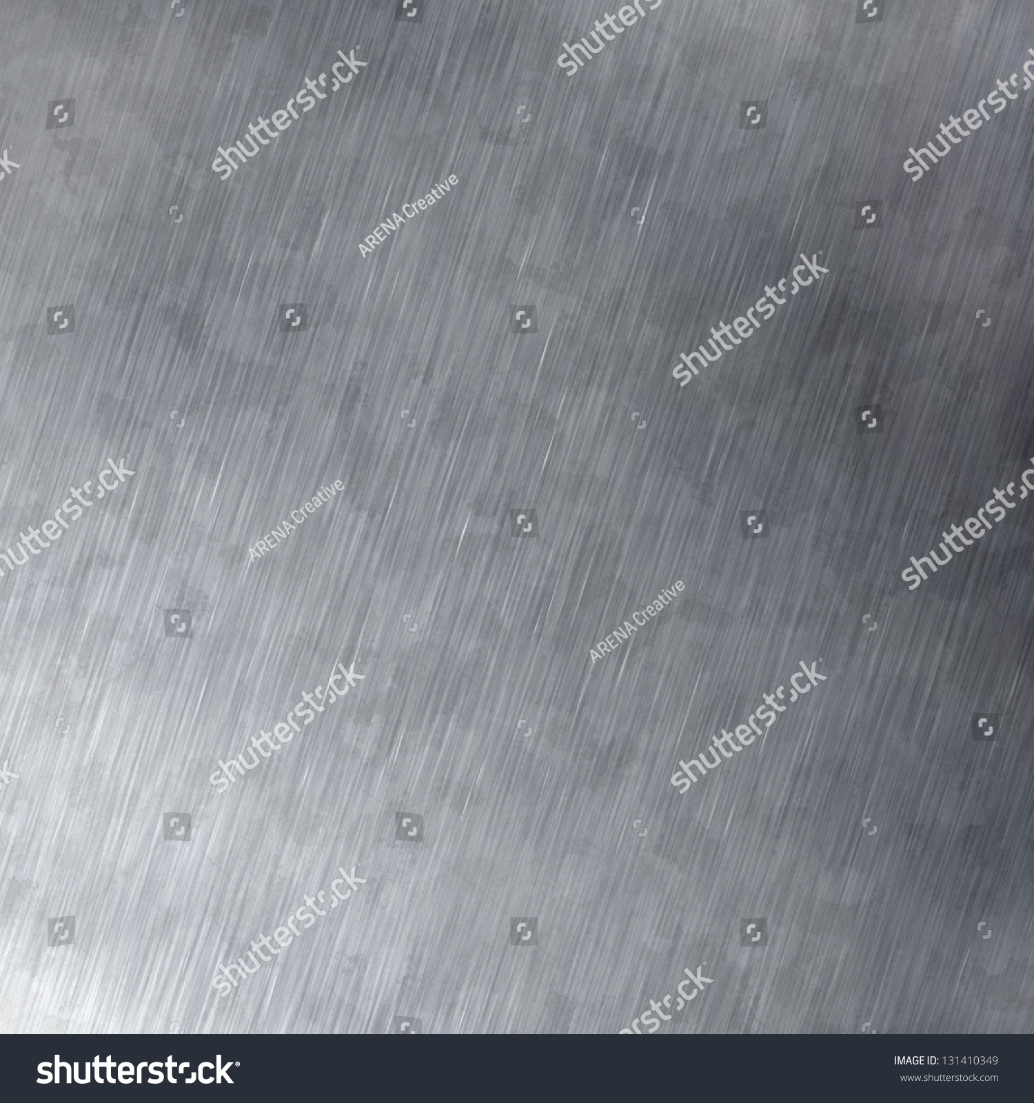 Anodized Looking Brushed Aluminum Illustration That Stock ...