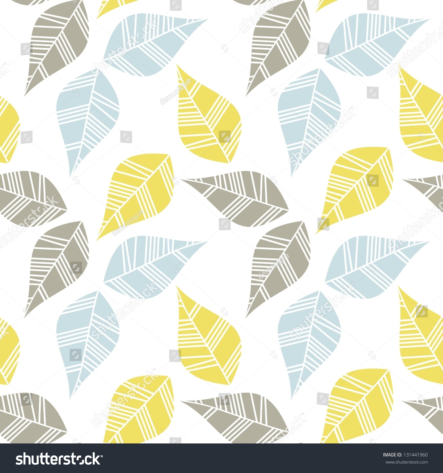 Yellow and white pattern background - photo#13