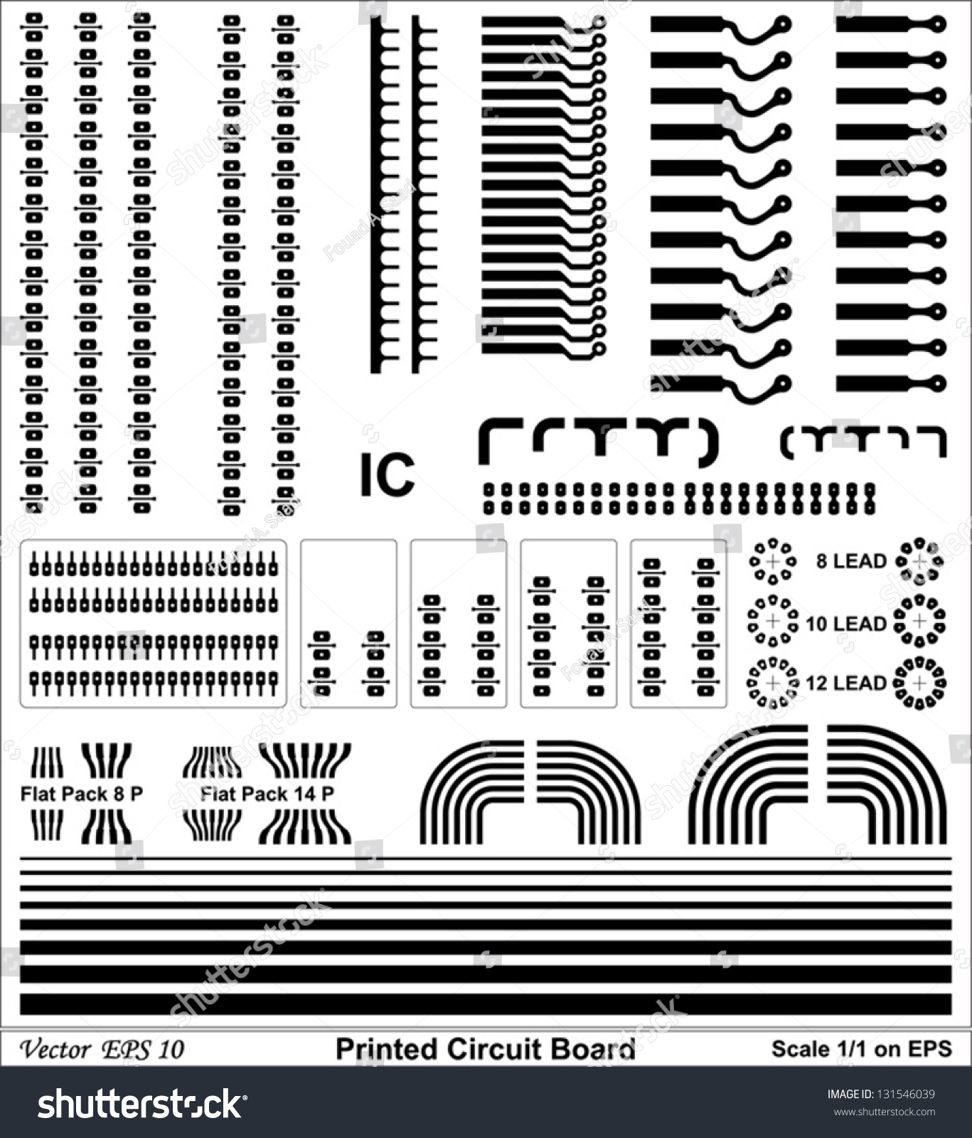 Draw Electric Circuit Wonderful Electric Circuit Drawing Components Ideas