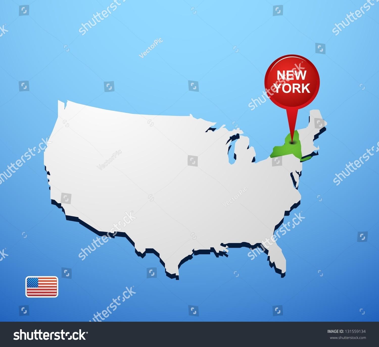 Map Usa Ny Desy Map NYC Map New York City Map Map Of New York - Nyc radar map
