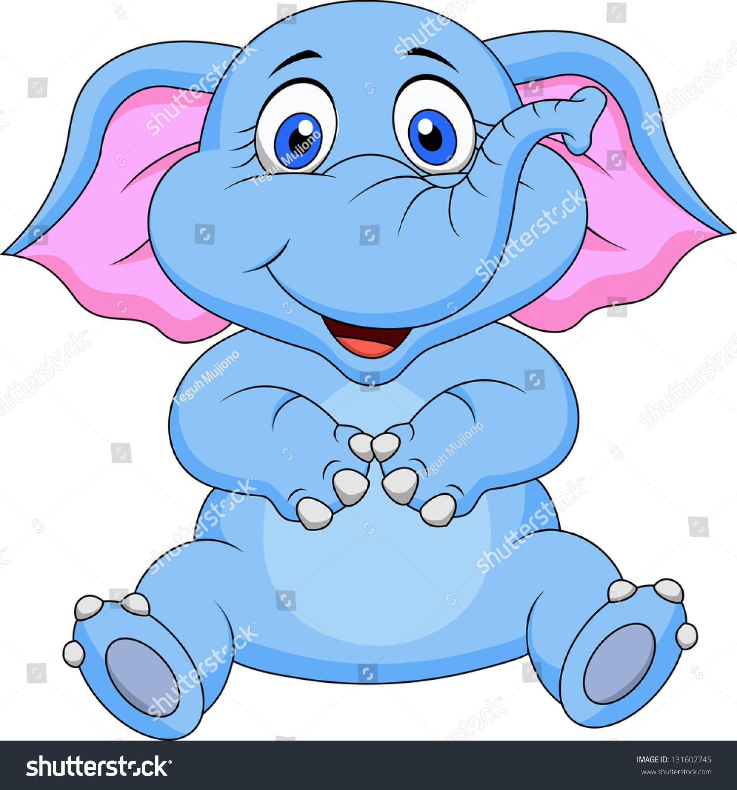 Cute Animated Baby Cartoon Elephant Wallpaper Daily Motivational