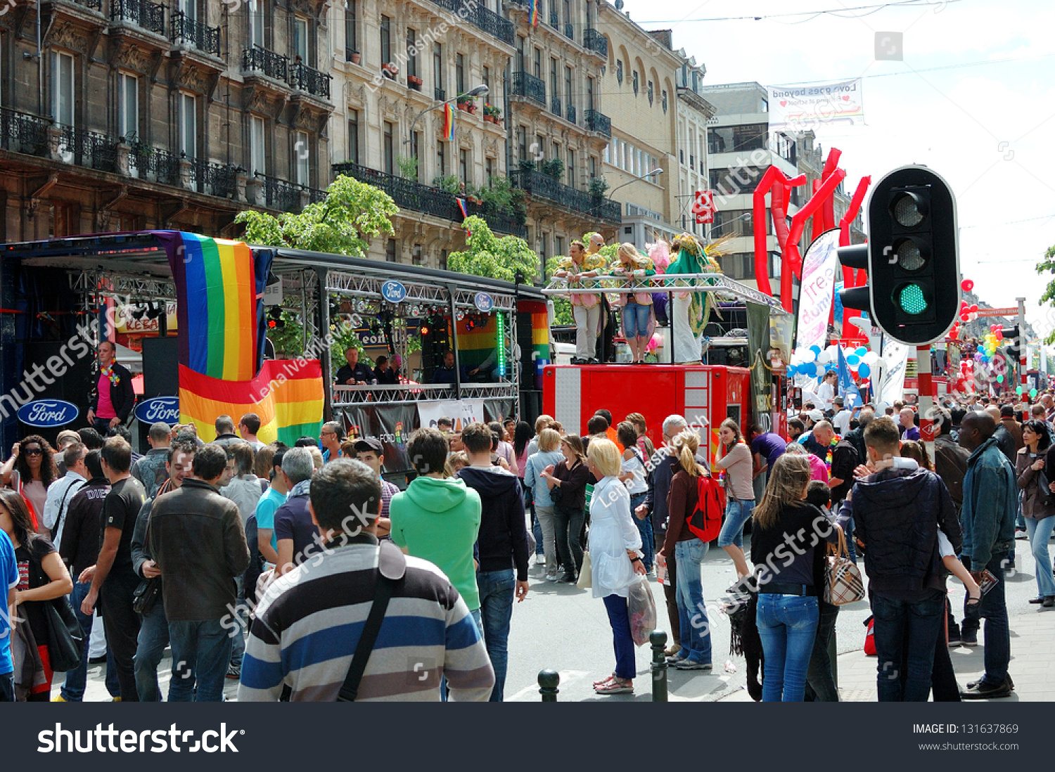 gay pride brussels