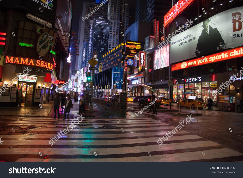 stock-photo-new-york-usa-september-night