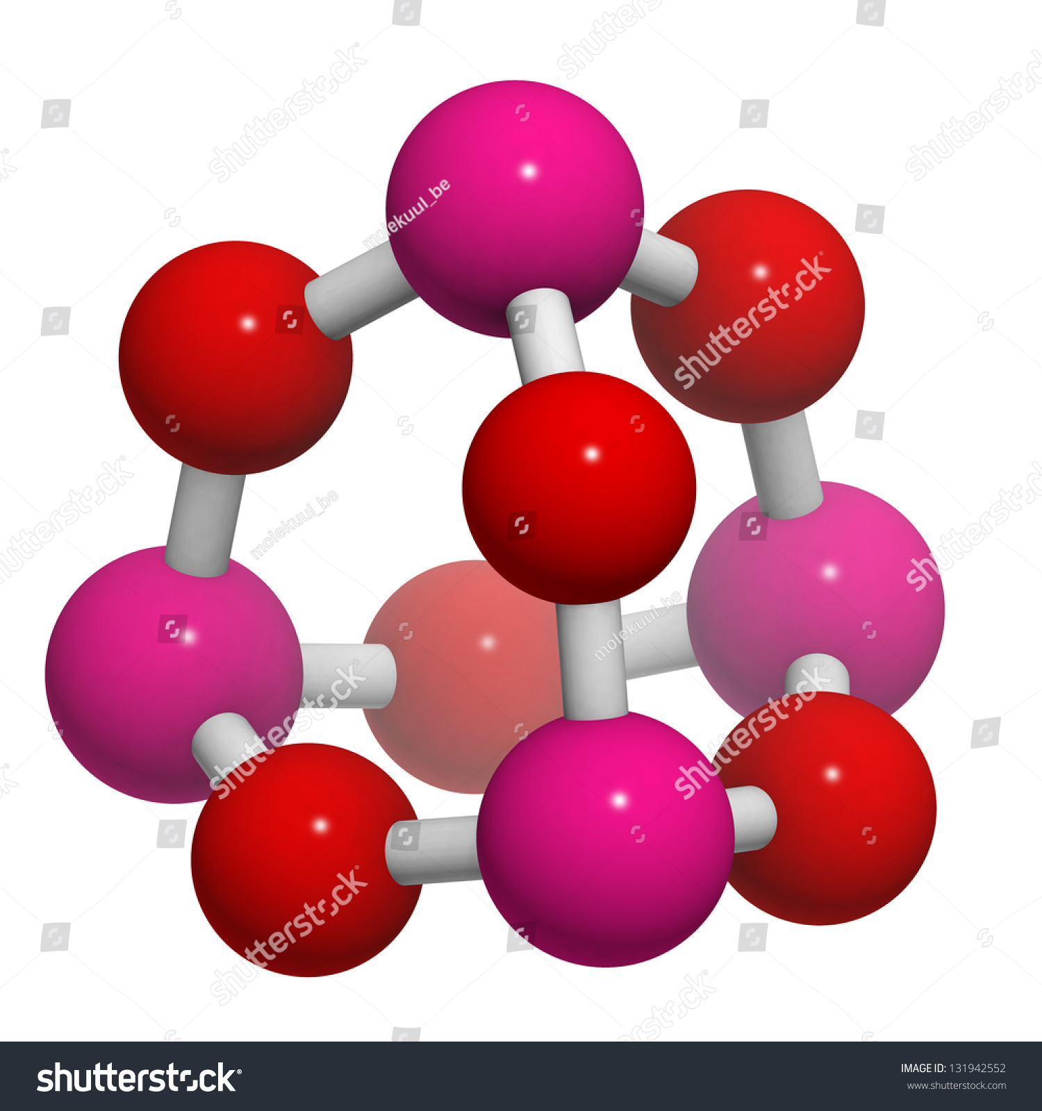 Arsenic Trioxide  As2o3  As4o6  Poison  Chemical Structure