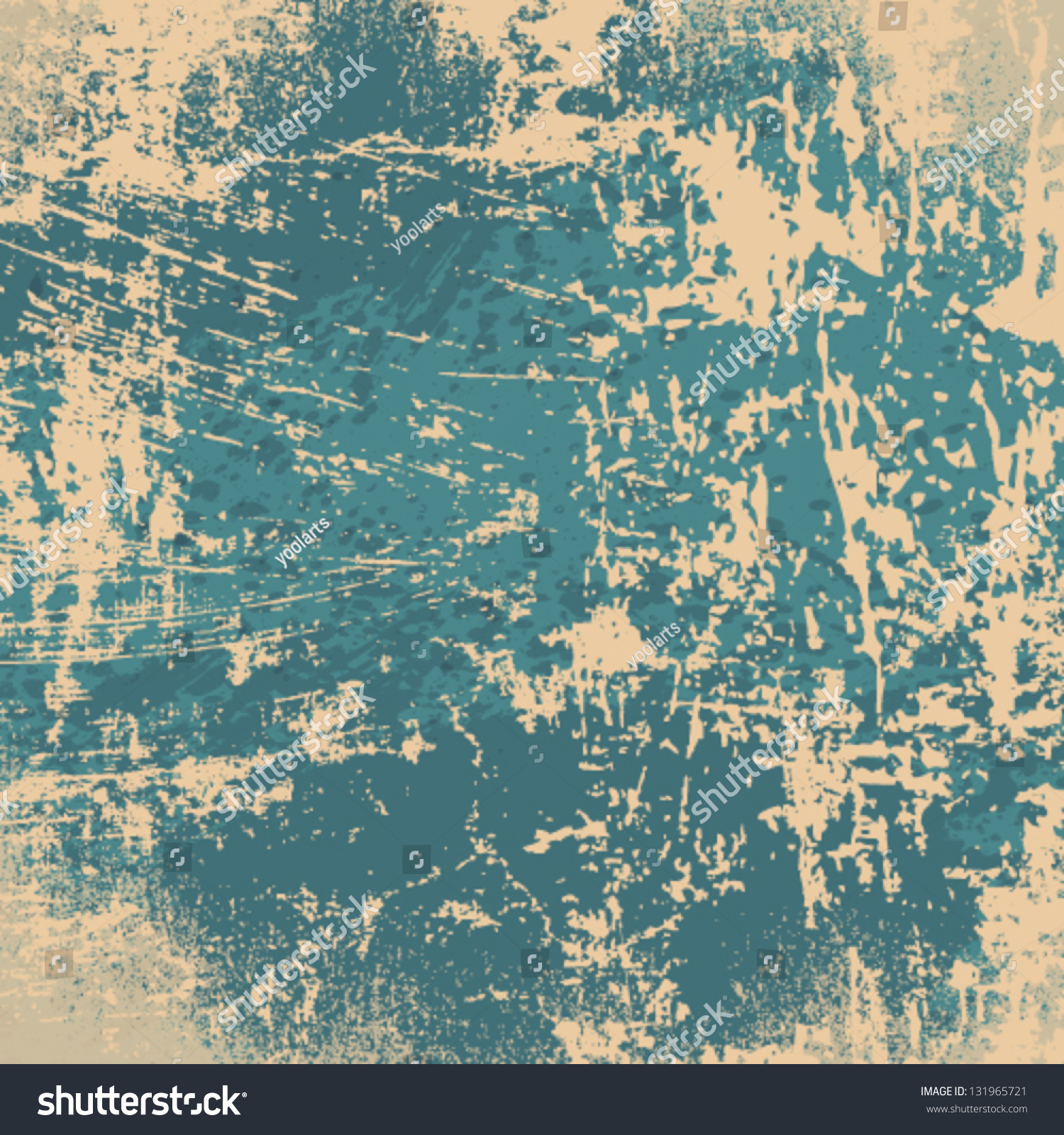 Vector Grunge Paper Texture Background Stock Vector Royalty Free 131965721