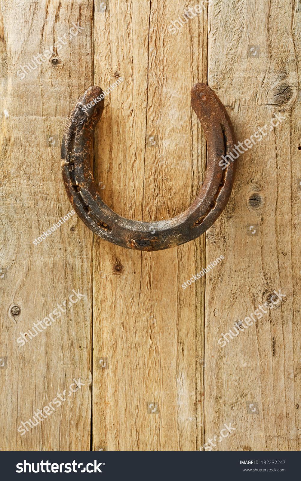 Horseshoe Door Horseshoe Door