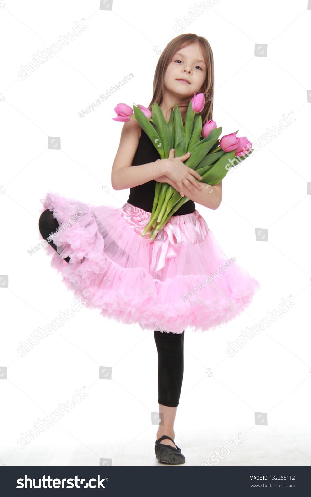 Cheerful barefooted girl posing in fairy costume isolated on white cheerful barefooted girl posing in fairy costume isolated on white ez canvas izmirmasajfo