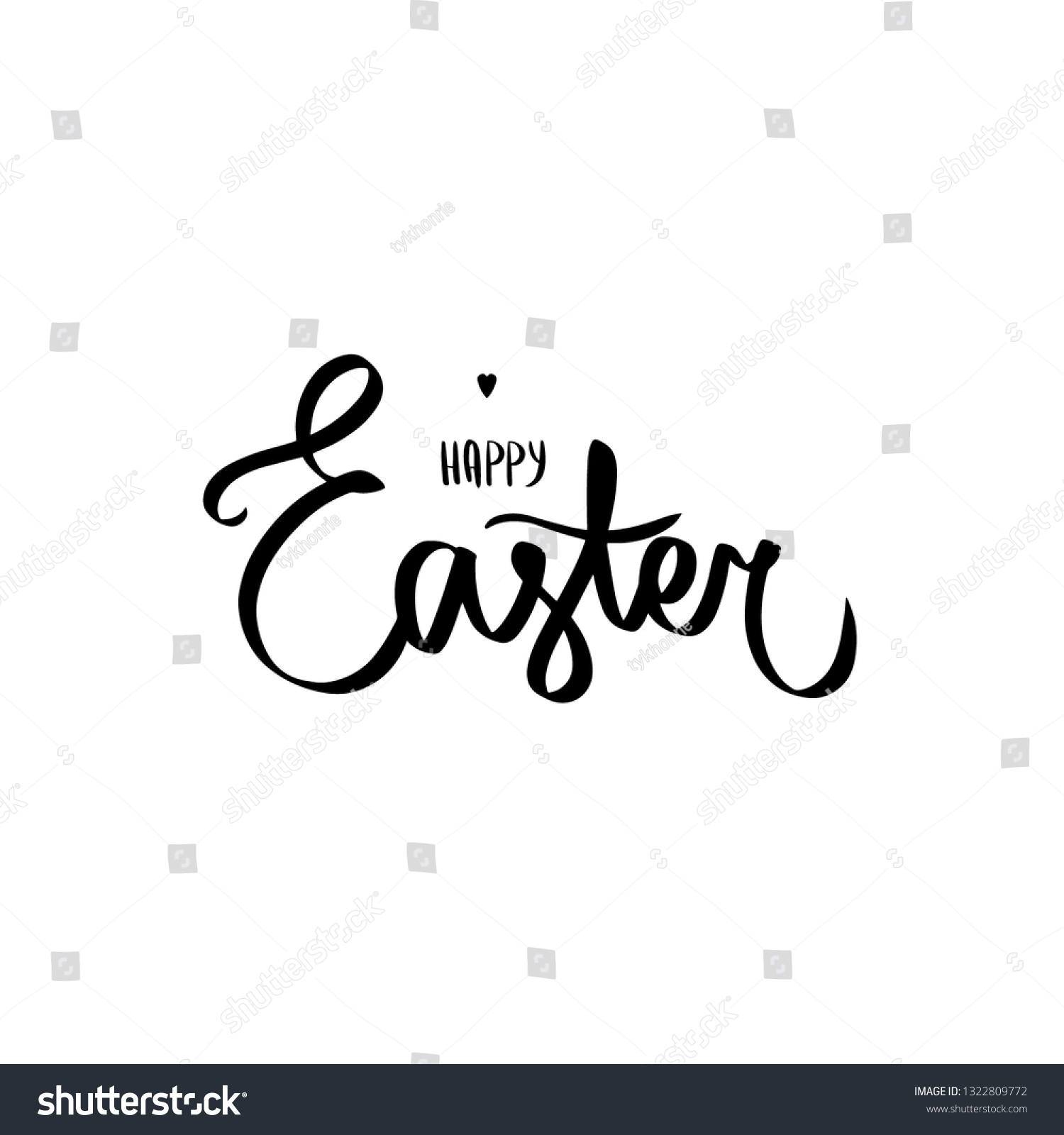 stock-vector-happy-easter-brush-hand-let