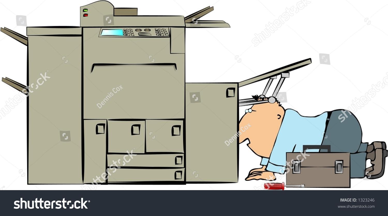machine repairman