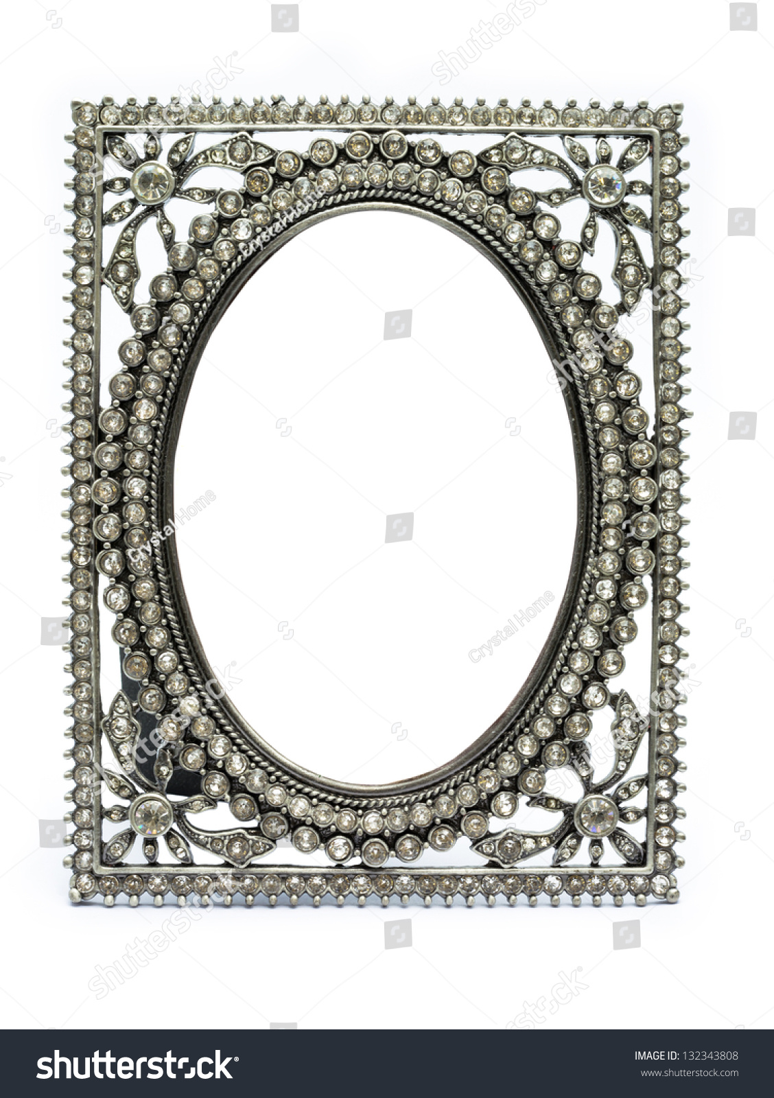 Ancient Vintage Picture Frame Made Jewel Stock Photo (Edit Now ...