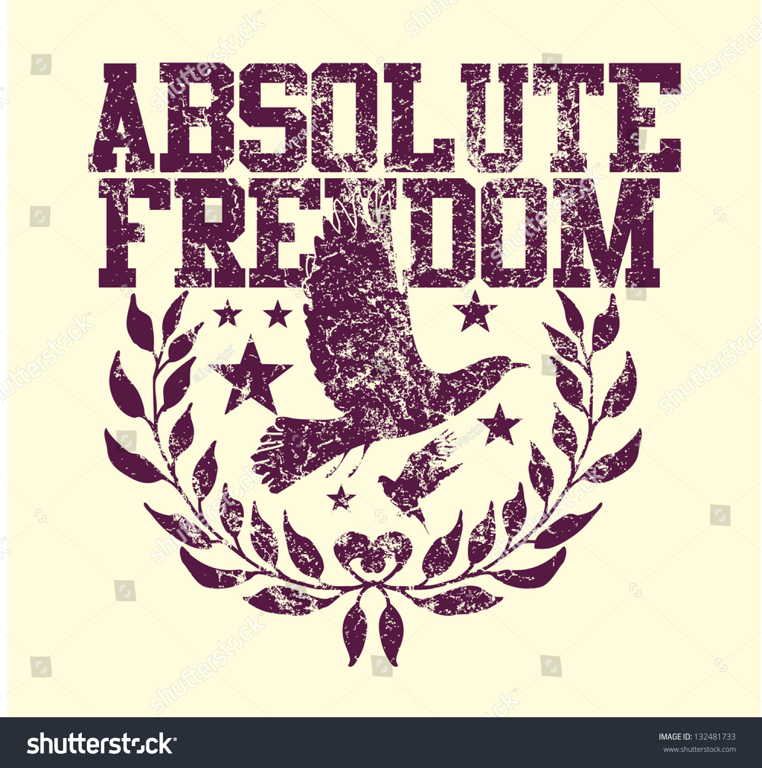Absolute freedom vector art 132481733 shutterstock - Treehouses the absolute freedom ...