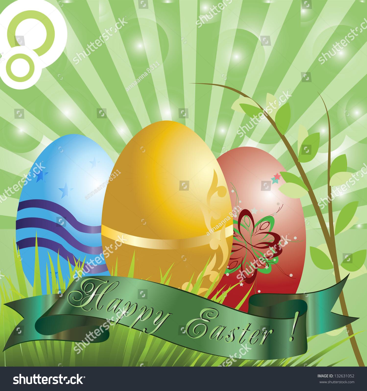 easter eggs happy food - photo #44