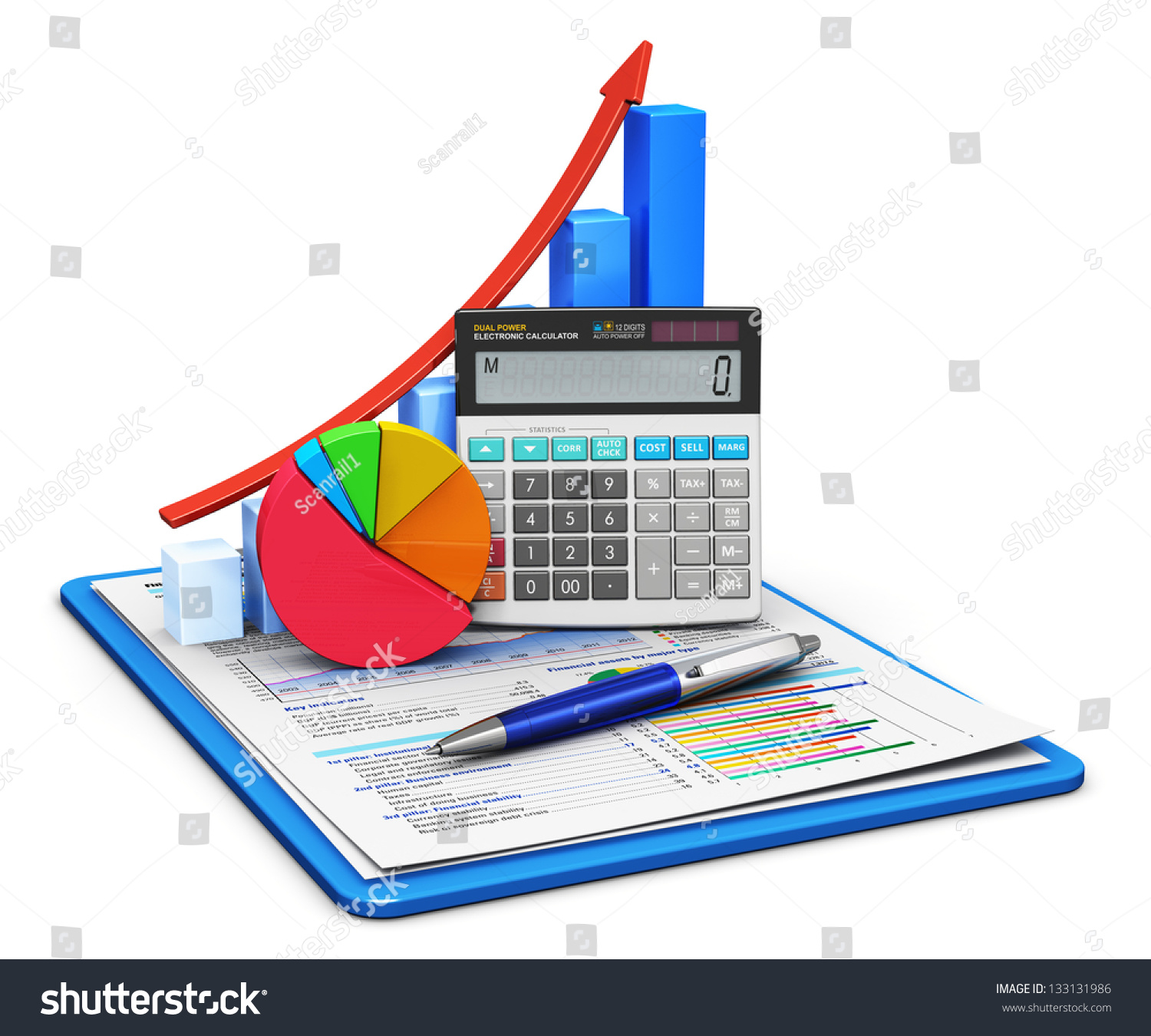 Finance: Business Finance Tax Accounting Statistics Analytic Stock