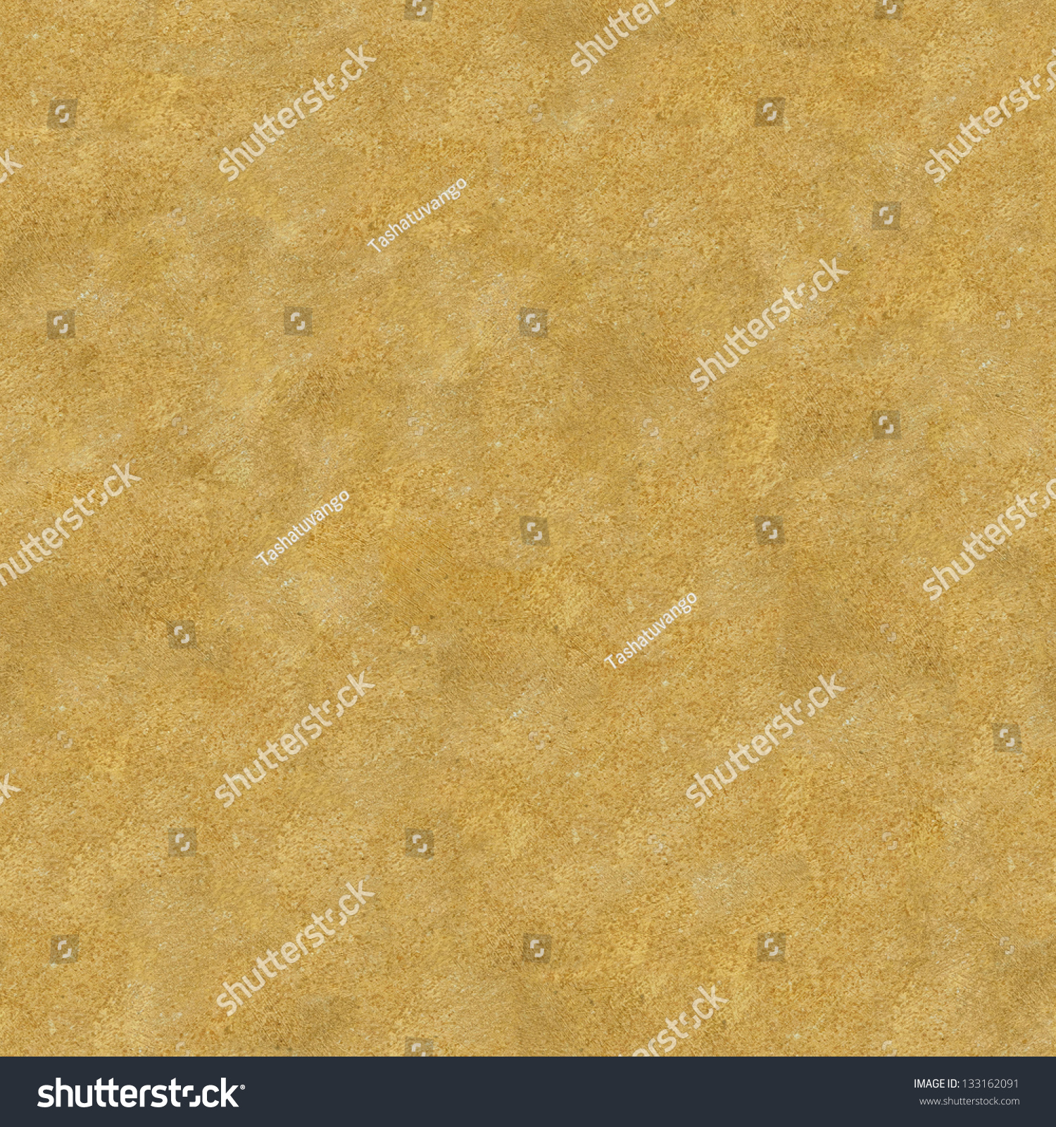 Yellow Decorative Plaster Wall Seamless Tileable Stock Photo & Image ...