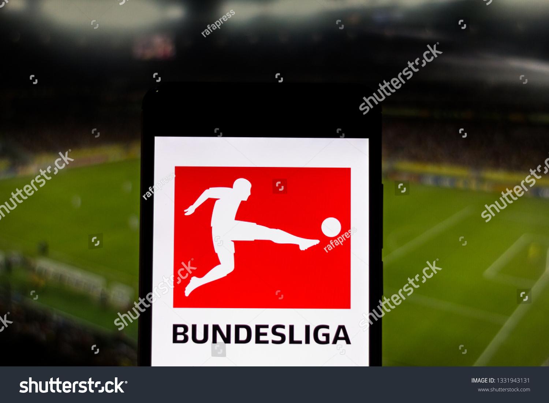 march 07 2019 brazil bundesliga logo stock photo edit now 1331943131 https www shutterstock com image photo march 07 2019 brazil bundesliga logo 1331943131