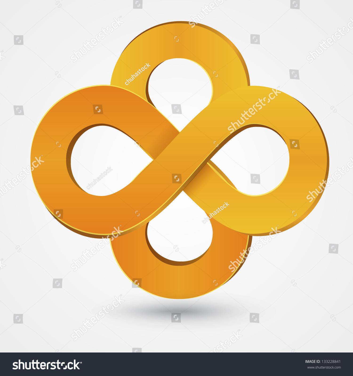 Double infinity symbol revenge gallery symbol and sign ideas double infinity symbol vector more information kopihijau double infinity symbol vector buycottarizona buycottarizona