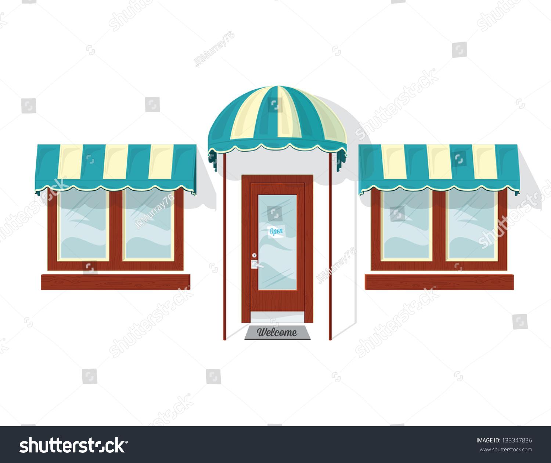 Open Door Welcome Clipart open front door clip art