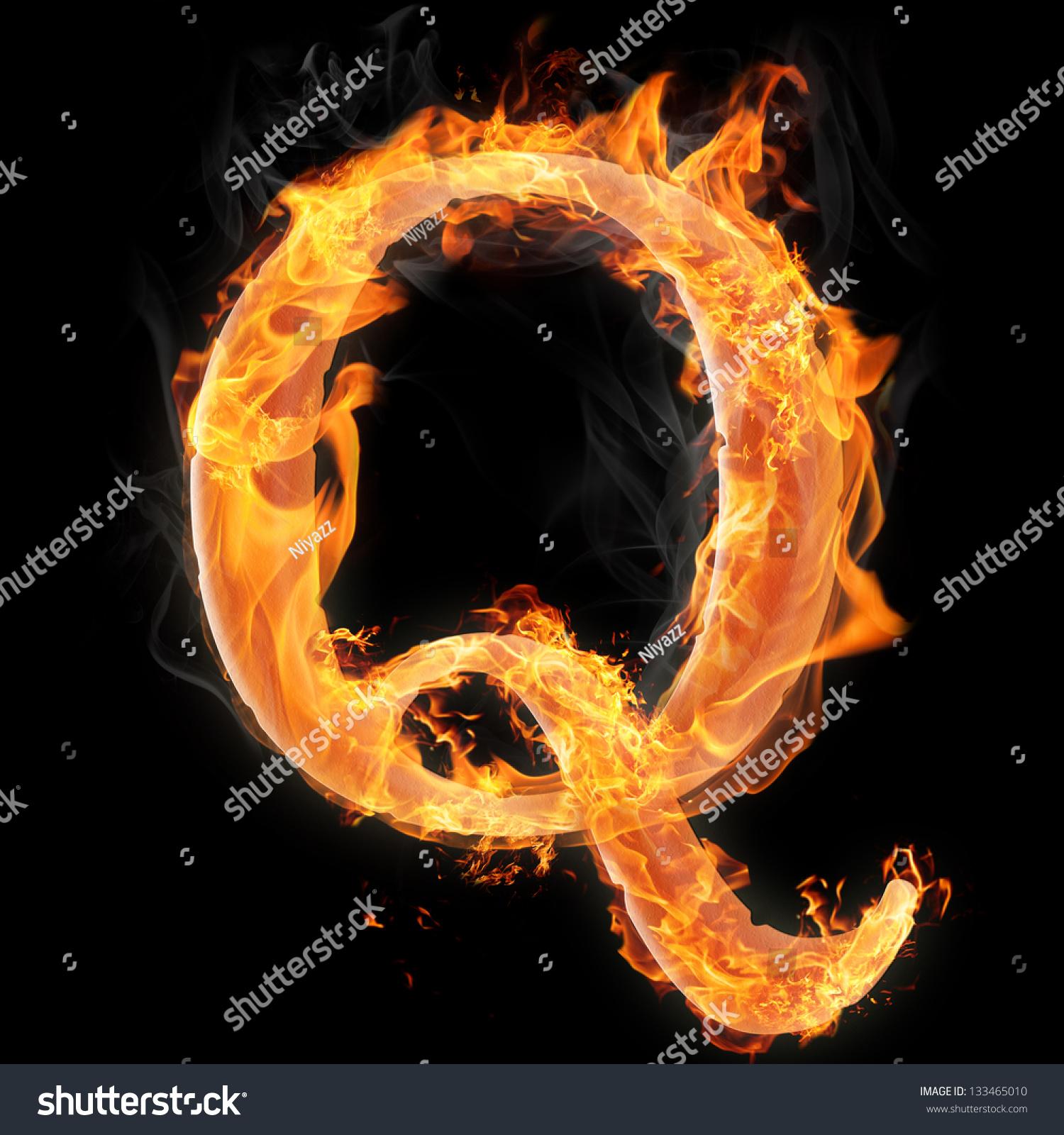 Letters symbols fire letter q stock illustration 133465010 letters and symbols in fire letter q thecheapjerseys Images