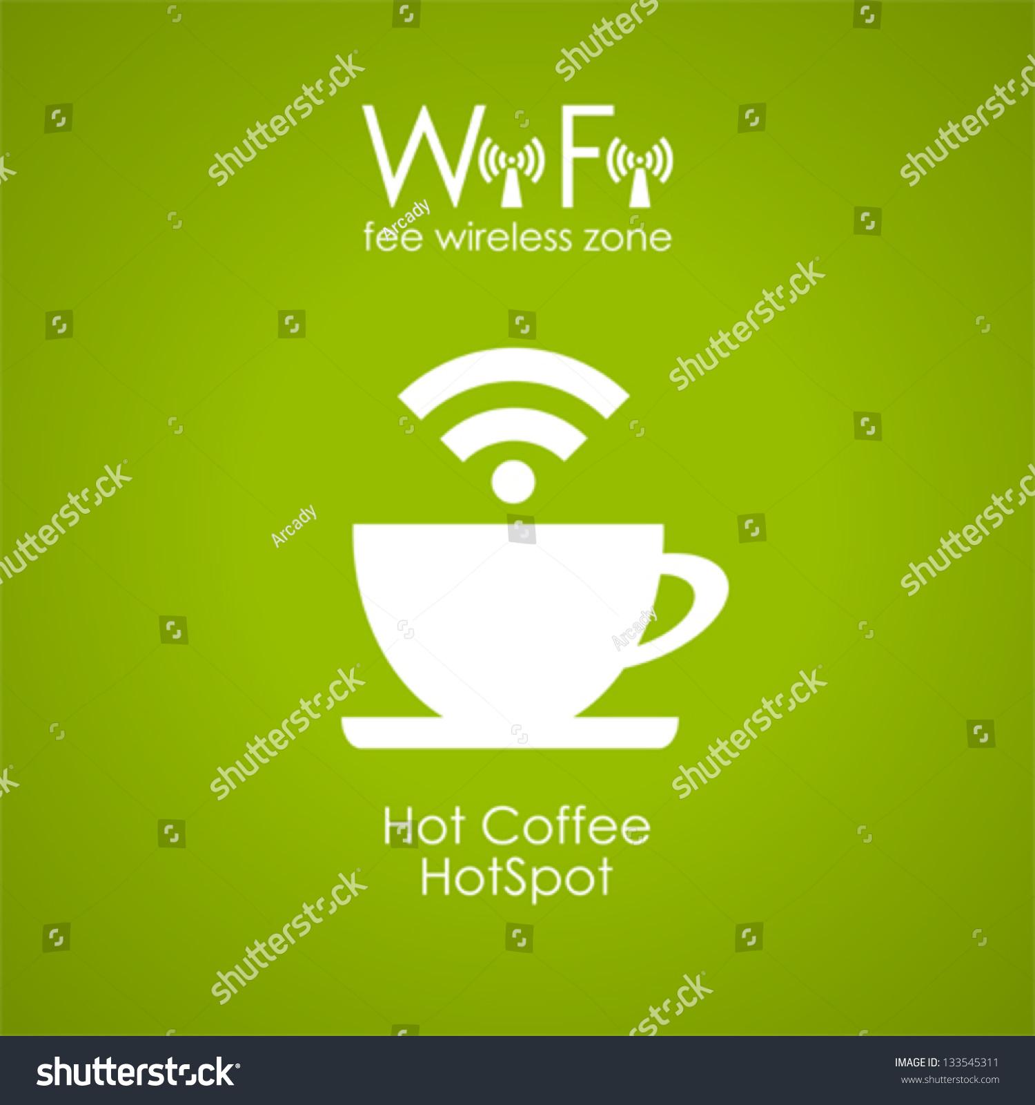 Poster design vector - Internet Cafe Poster Design Vector Illustration
