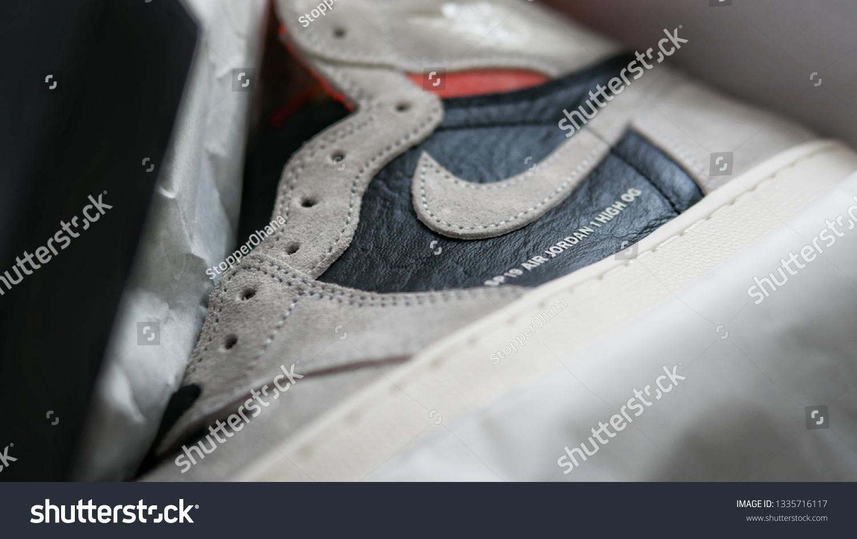 85b35c92f940 Bangkok Thailand Feb 9 2019 Nike Stock Photo (Edit Now) 1335716117 ...