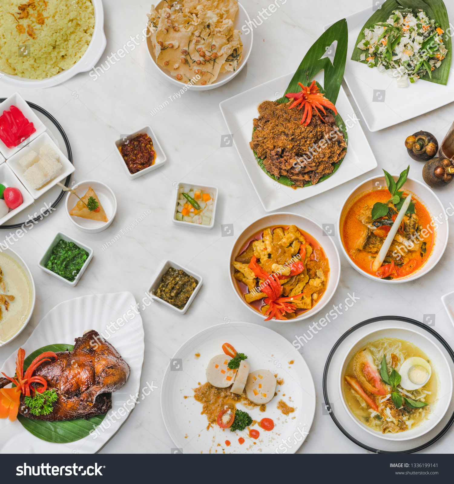 Indonesian Traditional Food