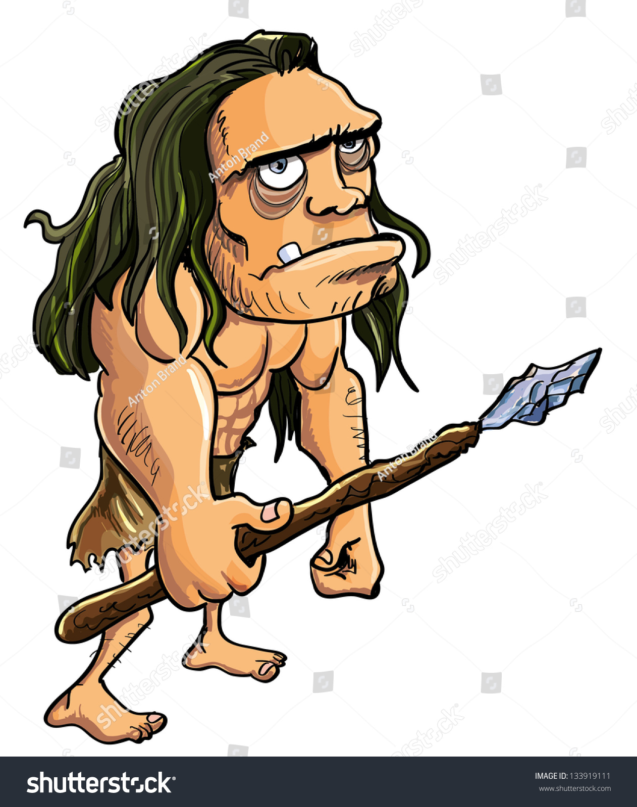 Caveman Deutsch