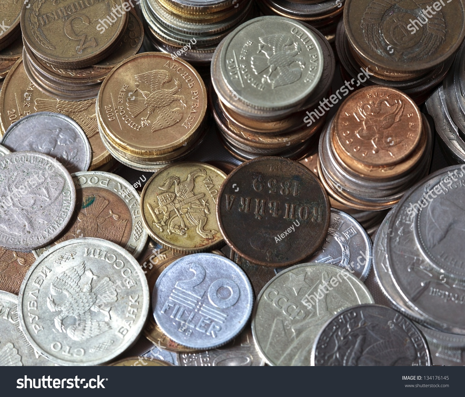 old coins stock image - photo #20