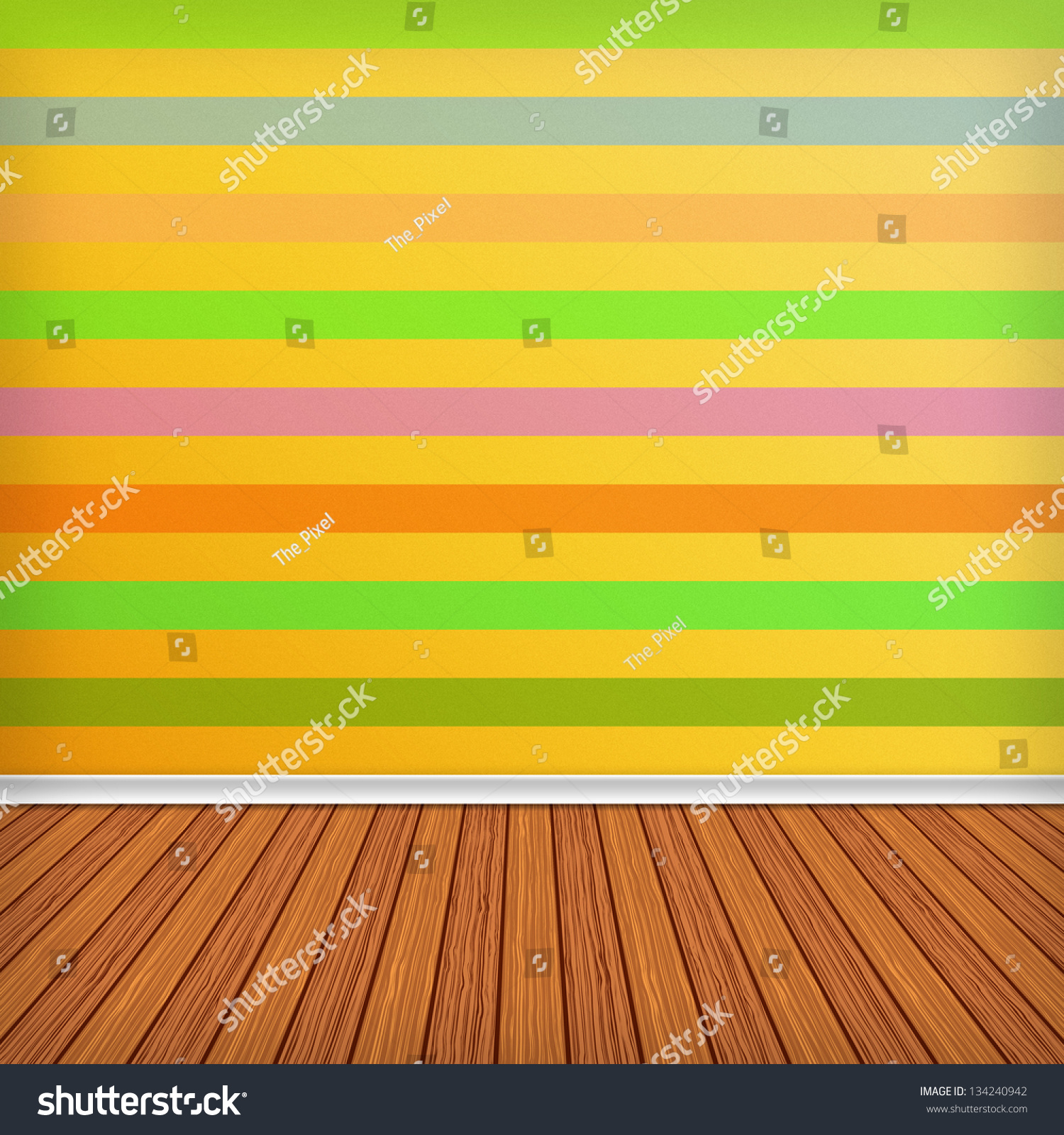 Top Wallpaper High Quality Texture - stock-photo-empty-room-interior-with-wallpaper-high-resolution-texture-background-134240942  HD_487425.jpg