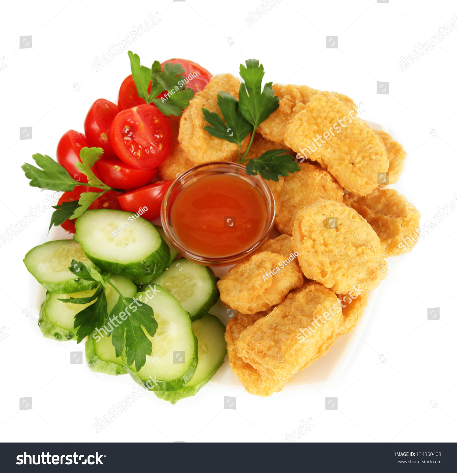 how to prepare vegetable chicken sauce