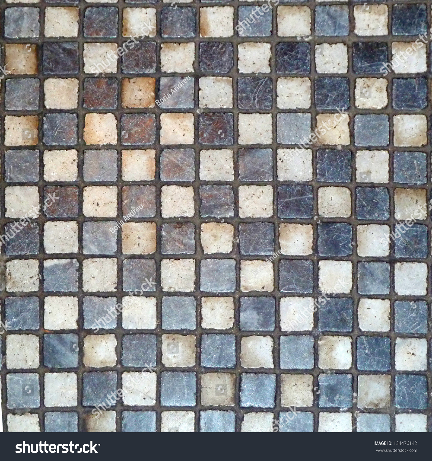Vintage floor tile texture background stock photo 134476142 vintage floor tile texture or background doublecrazyfo Image collections