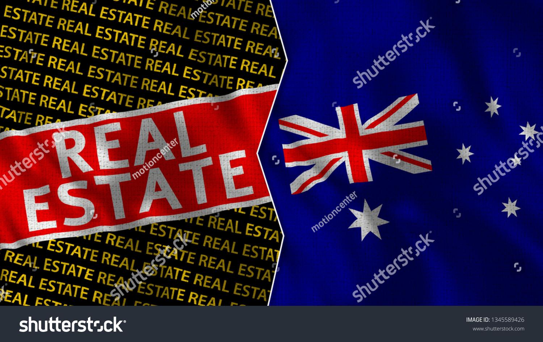 real estate investment banking australia flag