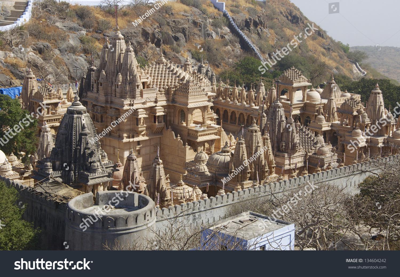 Sheth Motishaw Tonk Mount Shatrunjaya Palitana Gujarat