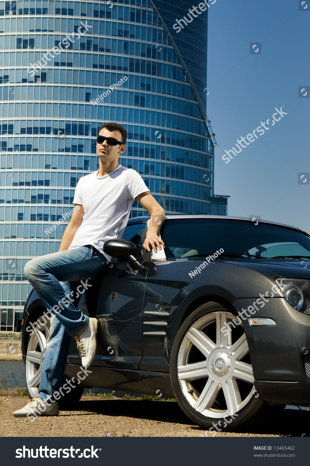 Фото ава мужское на машине