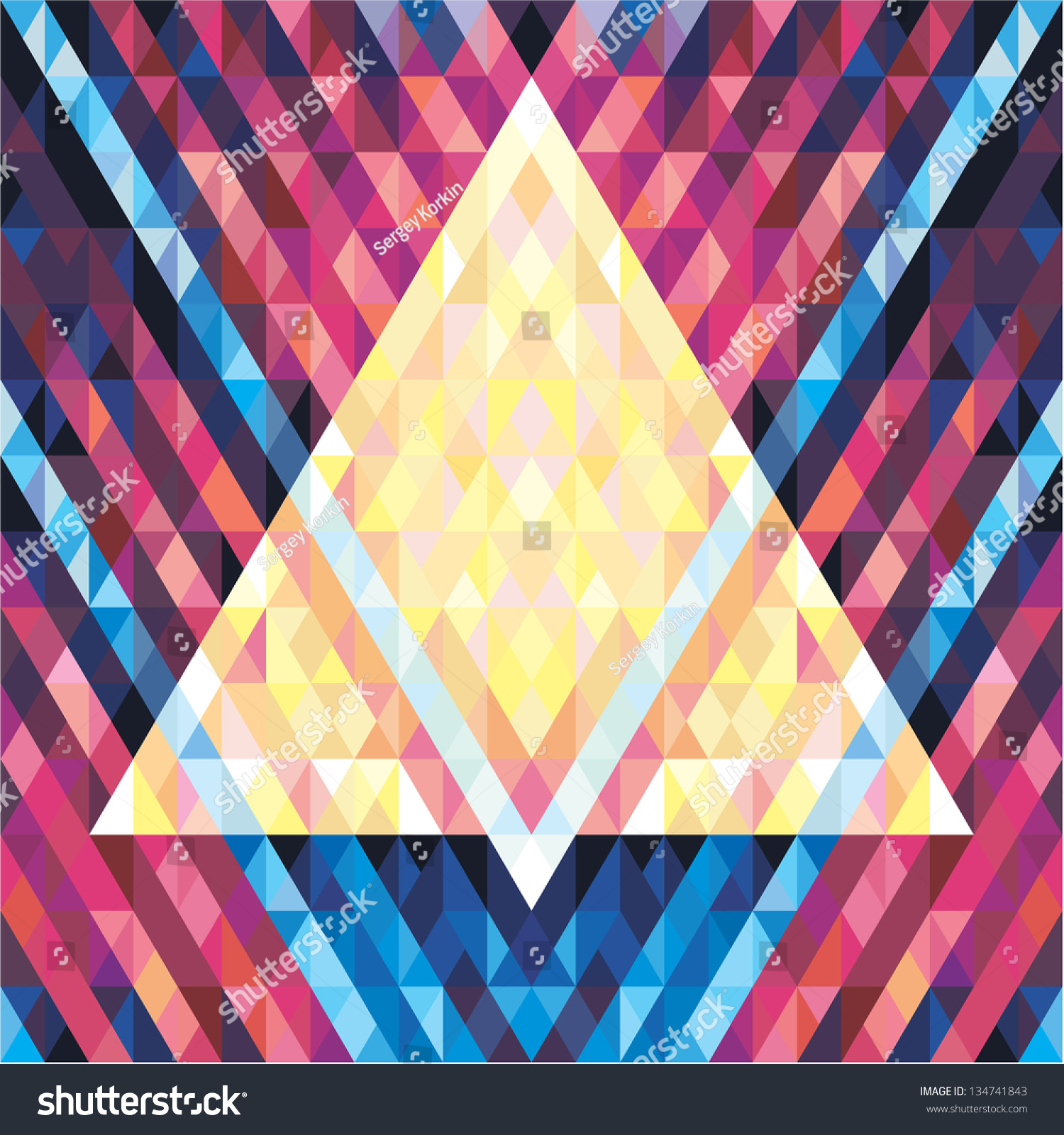 geometric background vector seamless pattern music stock vector geometric background vector seamless pattern music flyer poster 02