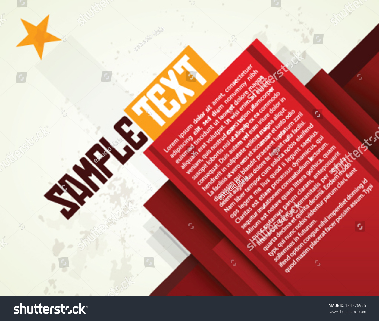 Poster design layout - Russian Layout Print Poster Template Vector Design Layout Design Background Graphics