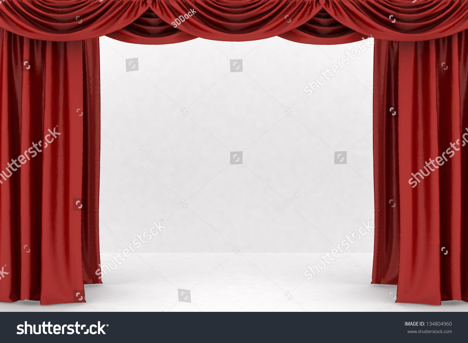 Stage curtain background open stage curtains background red stage - Open Red Theater Curtain Background