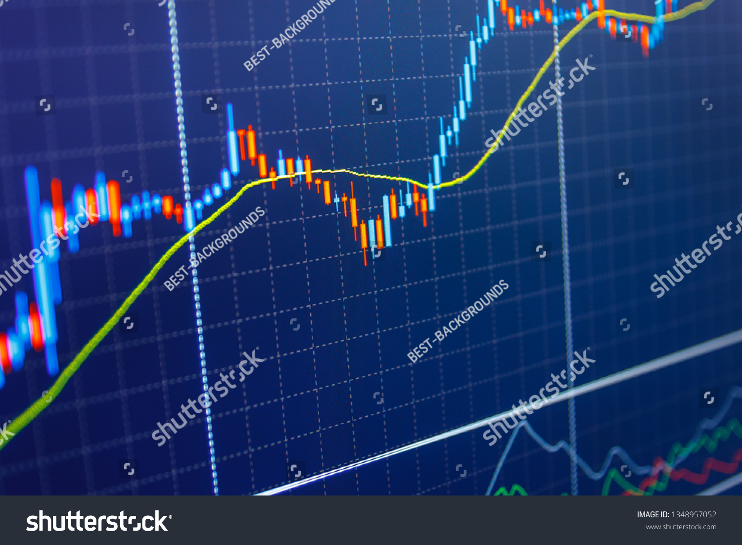 live stock market cryptocurrency