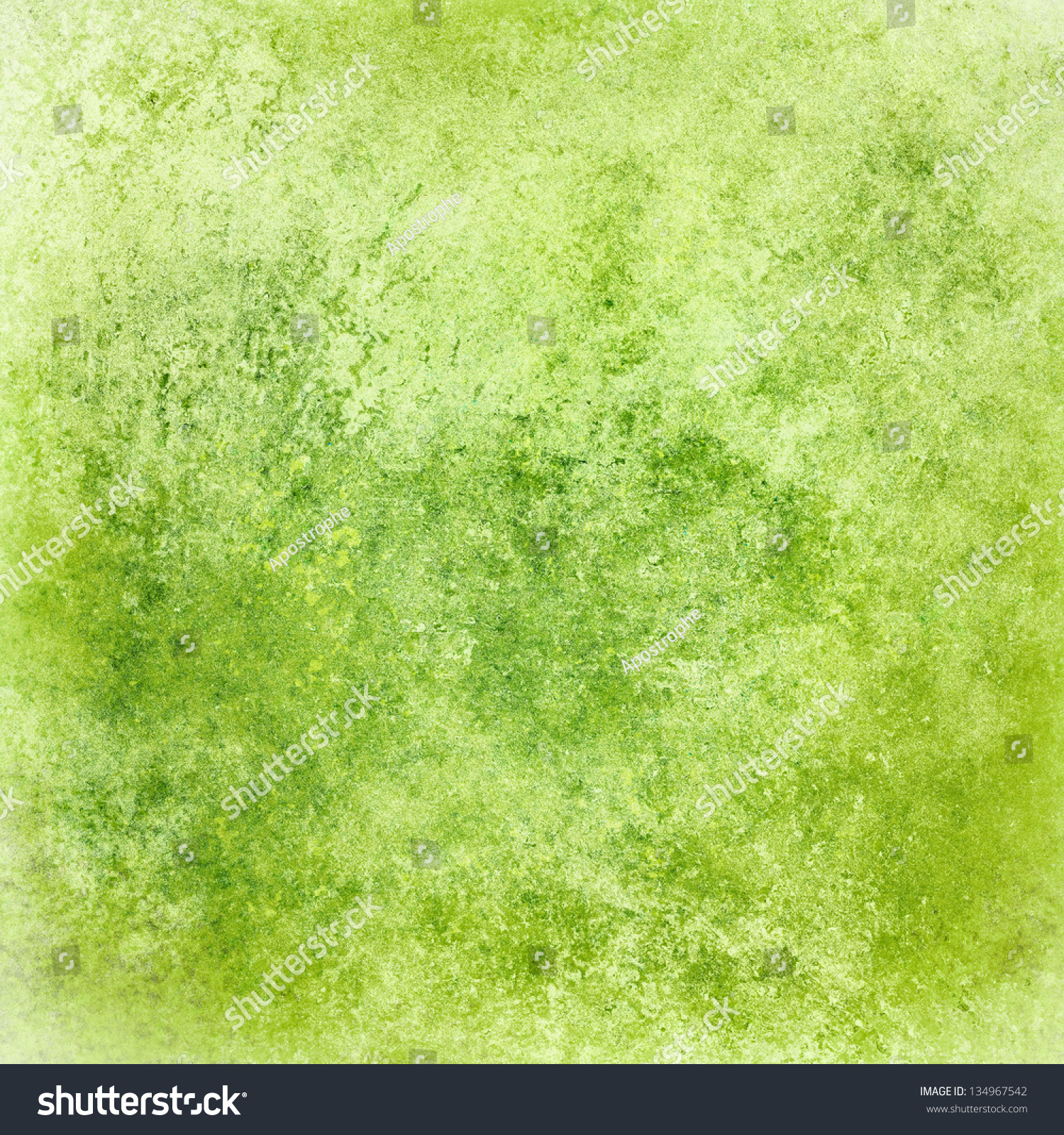 Web colors lime - Abstract Green Background Lime Color Vintage Grunge Background Texture Design Elegant Antique Painted Wall Illustration