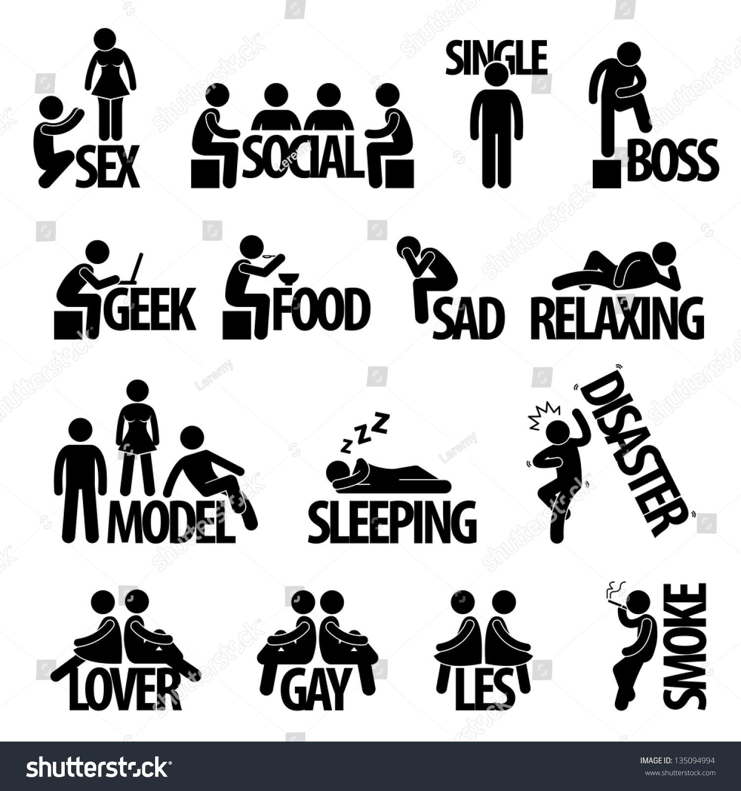 Group sex font