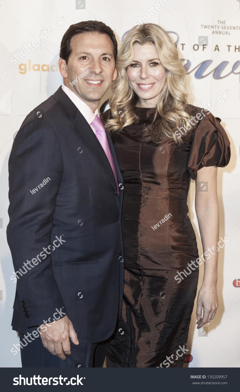 NEW YORK - APRIL 06: Aviva and Reid Drescher attend the 27th Annual ...