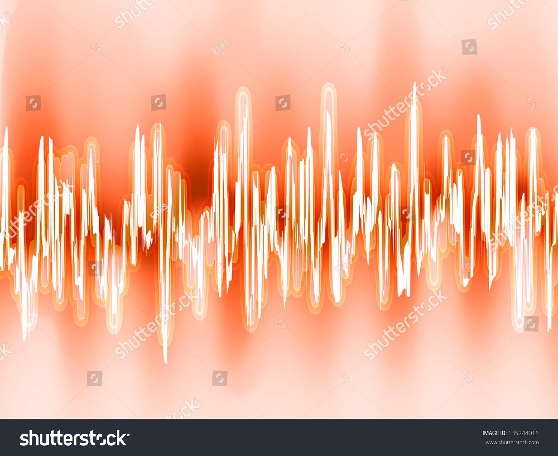 Images Of Sound Waves Oscillating Glow Calto Radiowavesdiagram Radio Diagram Light Eps Stock Vector