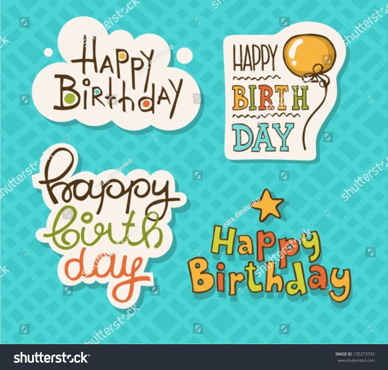 Happy Birthday Greeting Card – gangcraft
