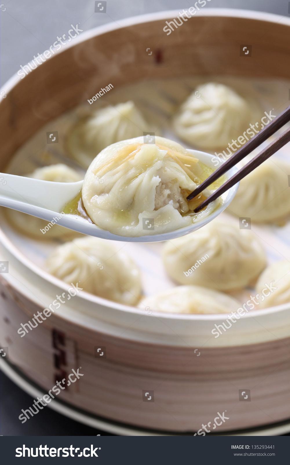 Soup Dumplings, Xiaolongbao, Xiao Long Bao, Chinese Food ...