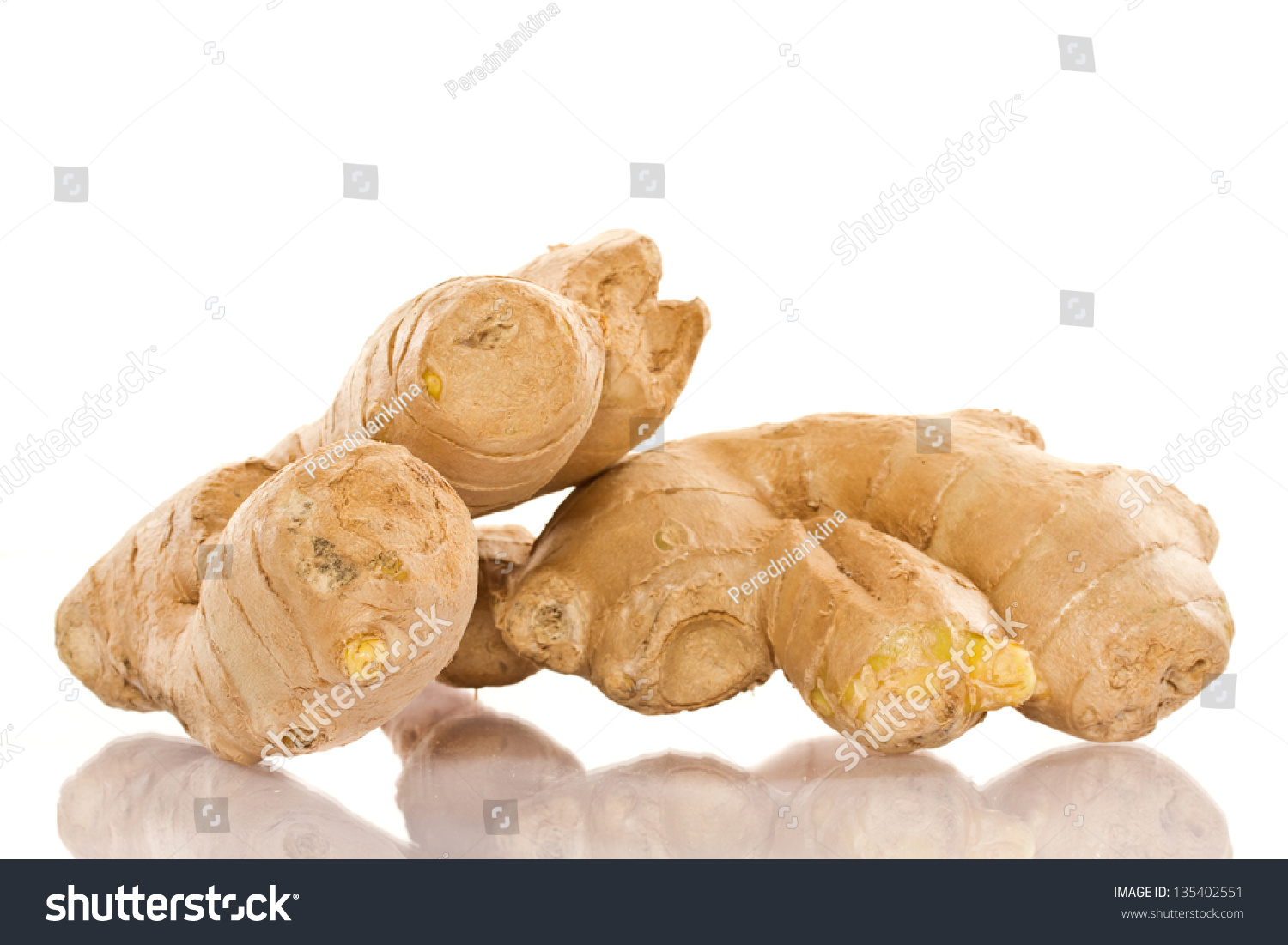 how to tell if ginger is ripe