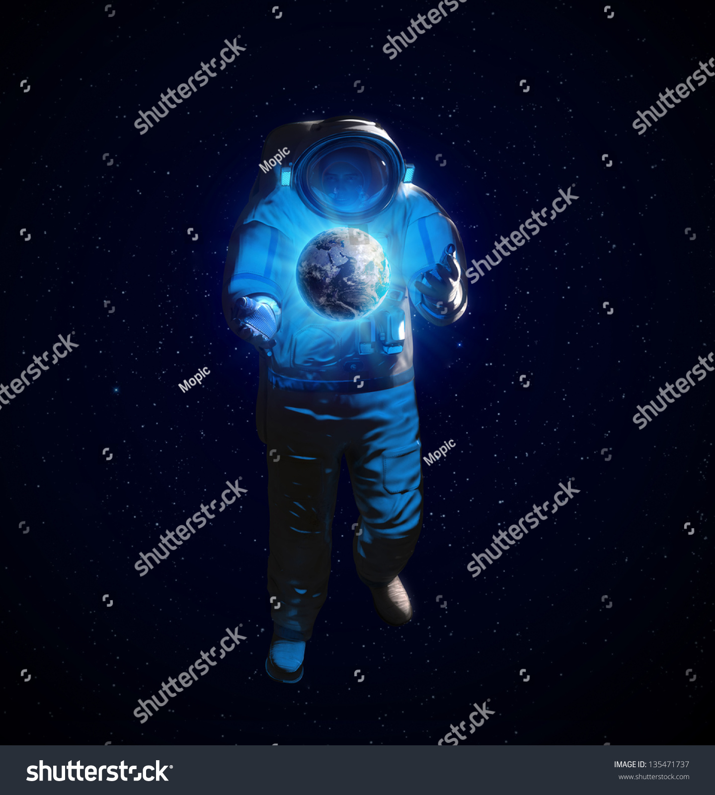 astronauts in space weightless - photo #42