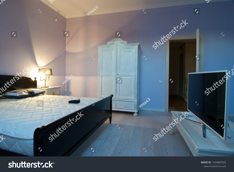Bedroom On Third Floor Stock Photo Edit Now 1354887029