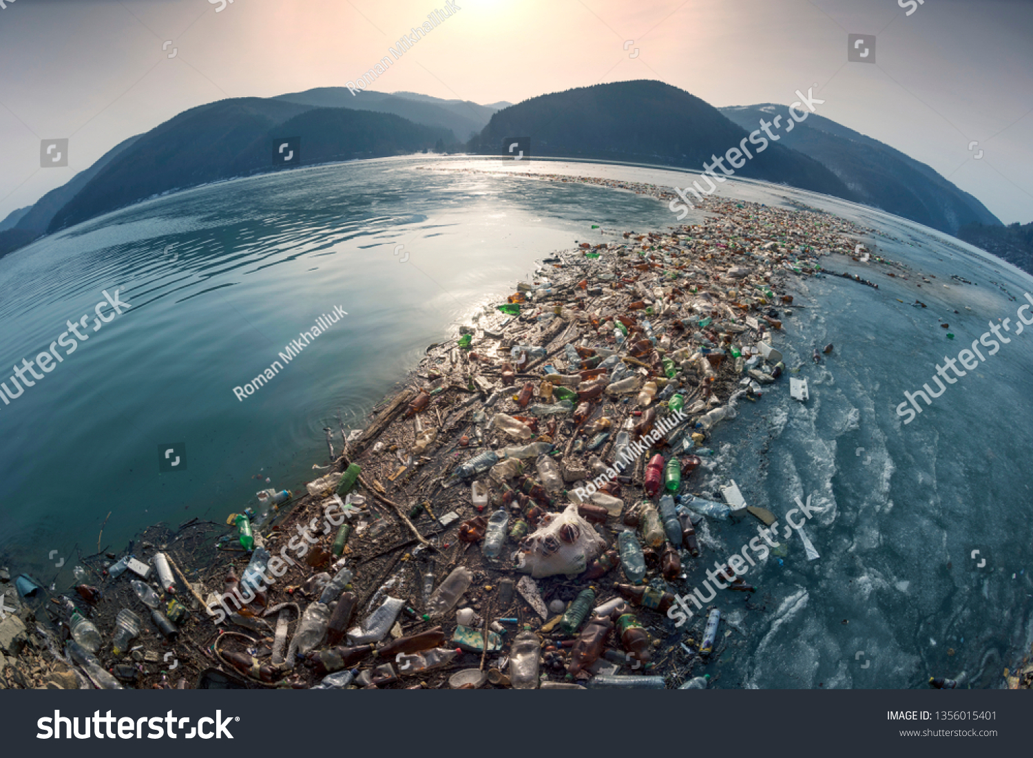If people do not cease to use plastic disposable plastic dishes, then the seas and oceans of Europe will be polluted by waste of modern civilization #1356015401